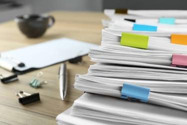 請求書の保管に関して知っておきたい6つのこと