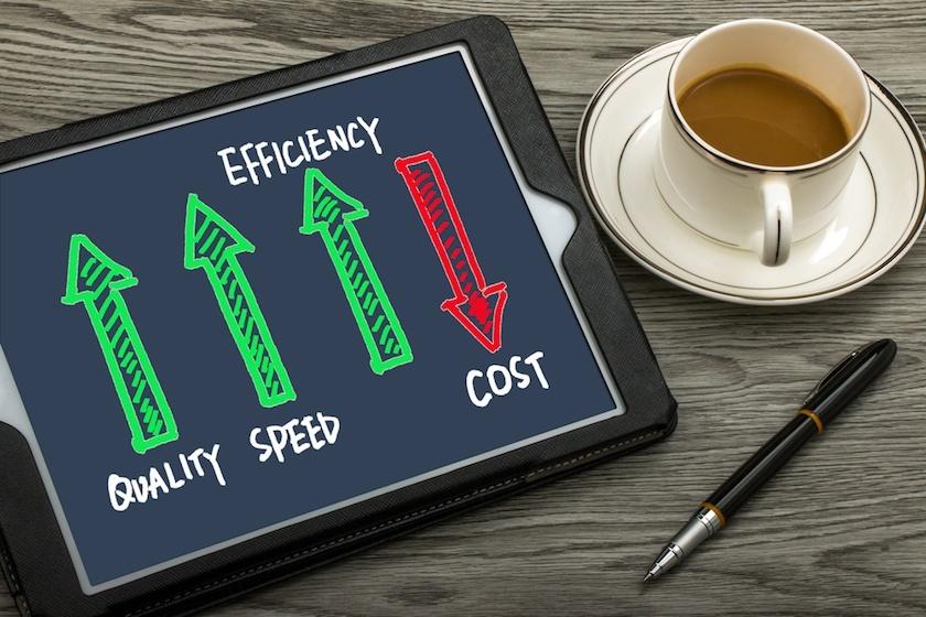 営業効率の最大化