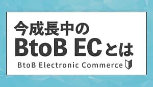 今成長中のBtoB ECとは